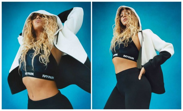 Beyonce Knowles Ivy Park Autumn Winter 2016 2017 5 610x371 Beyonce: Ivy Park F/W 2016 2017