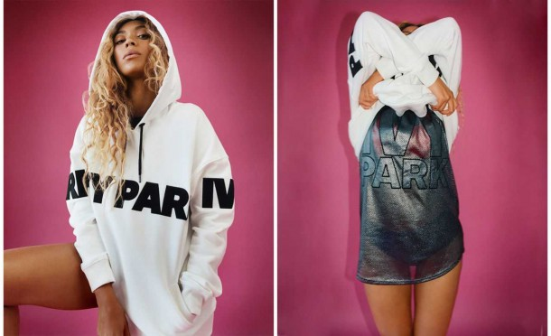 Beyonce Knowles Ivy Park Autumn Winter 2016 2017 9 610x372 Beyonce: Ivy Park F/W 2016 2017
