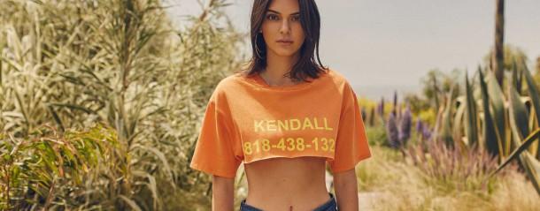Kendall Jenner Kendall Kylie DropTwo Collection 2017 16 610x239 Nová kolekcia Kendall + Kylie