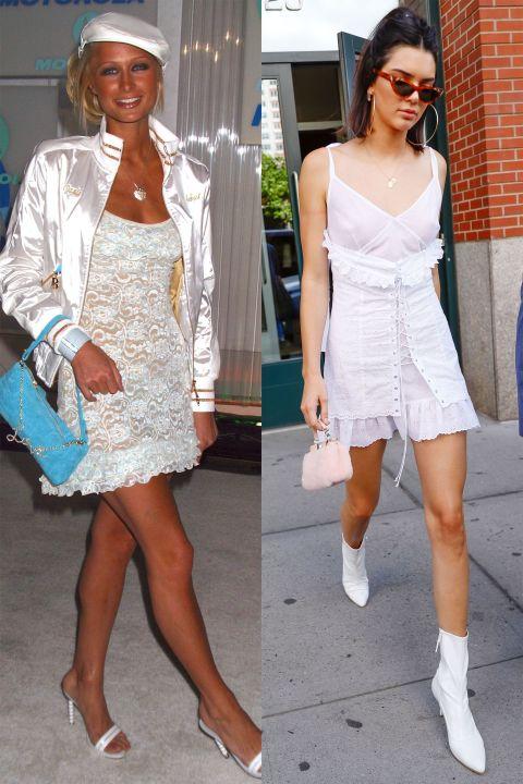 1498119631 paris kendall dainty white 1497649973 Hviezdne vojny: Paris Hilton VS. Kendall Jenner