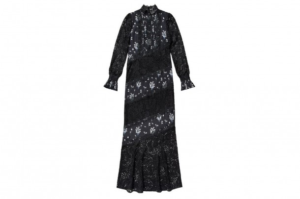 Erdem HM Lace Dress 610x406 Spolupráca roka: H&M a ERDEM