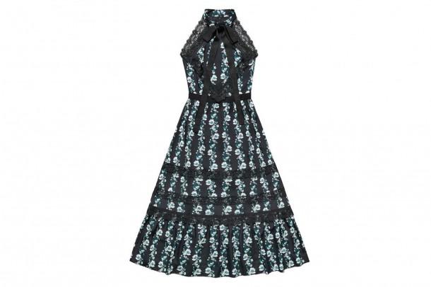 Erdem HM Sleeveless Dress 610x406 Spolupráca roka: H&M a ERDEM