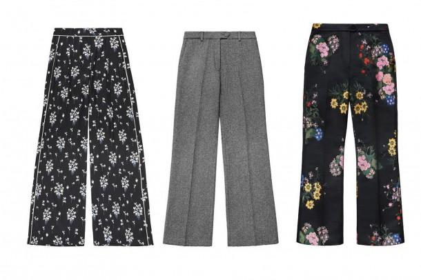 Erdem HM Trousers 610x406 Spolupráca roka: H&M a ERDEM
