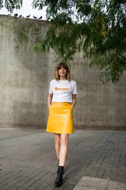 stajlsk Farebne kozene sukne LETO 2018 a jeho najväčšie fashion trendy