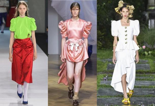 5 modnych trendov 2 610x419 5 módnych trendov na jar 2019.