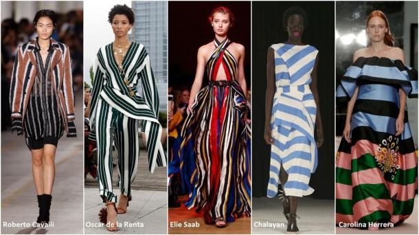 5 modnych trendov 3 610x342 5 módnych trendov na jar 2019.
