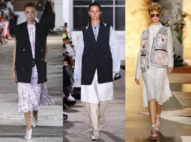 5 modnych trendov 5 610x453 5 módnych trendov na jar 2019.