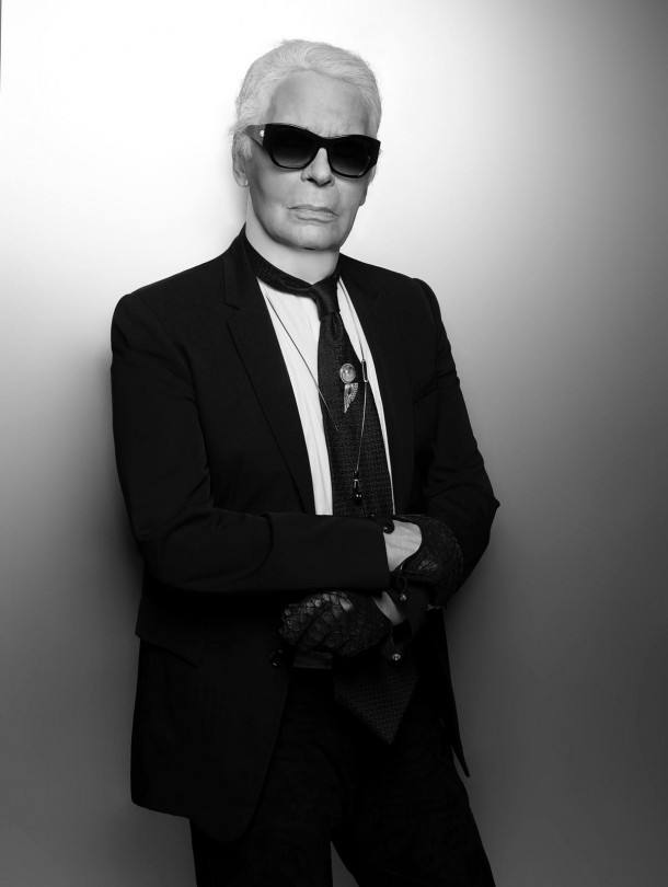 STAJLsk Karl Lagerfeld 002 610x810 Karl Lagerfeld a jeho módna cesta