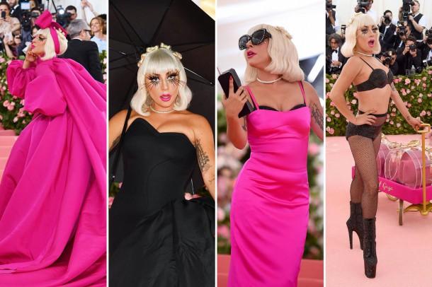 05 StajlSK Met Gala2019 Lady Gaga 610x406 Kto zažiaril a kto práve naopak? Outfity Met Gala 2019