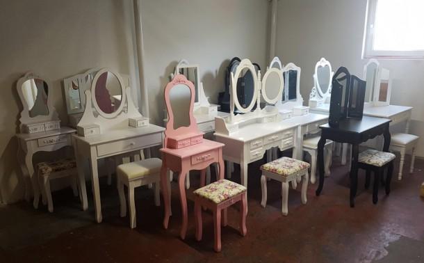 25052019 StajlSK toaletne stoliky title 610x378 Eleganté a praktické. Toaletné stolíky!
