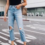 jeansy1 150x150 7 základných kúskov v šatníku každej ženy