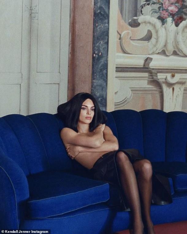 06102019 StajlSK Kendall Jenner 01 610x762 Kendall Jenner stelesňuje taliansky pôvab v  jesennej kampani Reserved