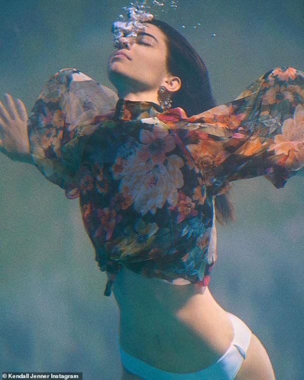 06102019 StajlSK Kendall Jenner 03 610x762 Kendall Jenner stelesňuje taliansky pôvab v  jesennej kampani Reserved