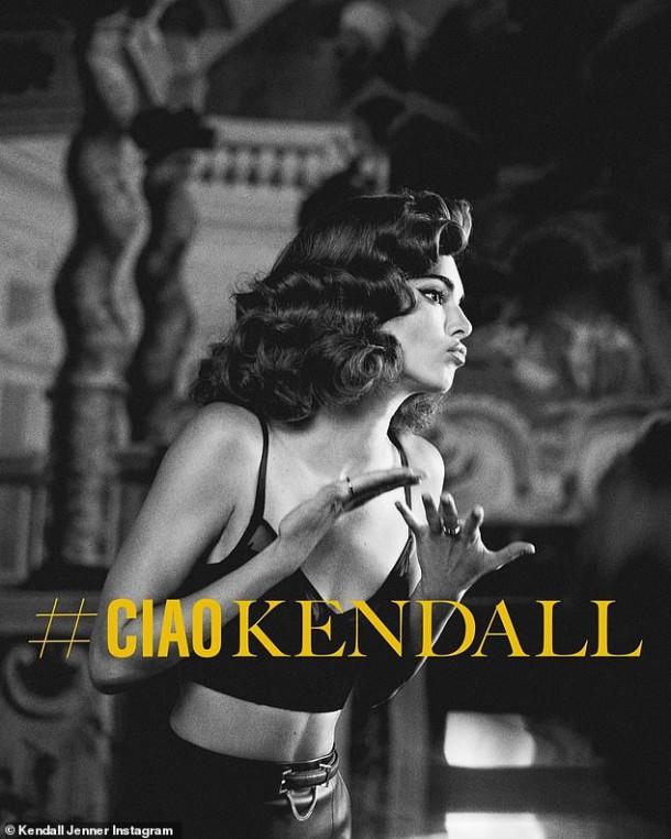 06102019 StajlSK Kendall Jenner 06 610x762 Kendall Jenner stelesňuje taliansky pôvab v  jesennej kampani Reserved