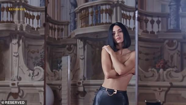 06102019 StajlSK Kendall Jenner 07 610x344 Kendall Jenner stelesňuje taliansky pôvab v  jesennej kampani Reserved