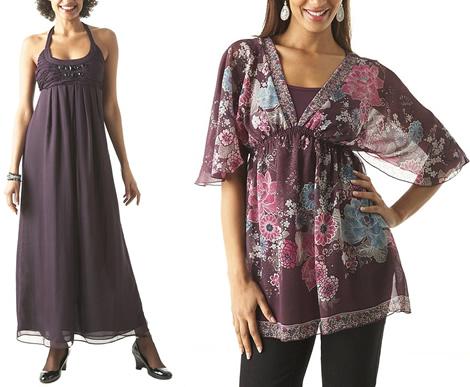 zp512573 Honba za fialovou: Šaty, topy, doplnky
