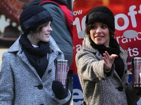 ciapky rachel mcadams Viete, čo túto zimu na hlavu?