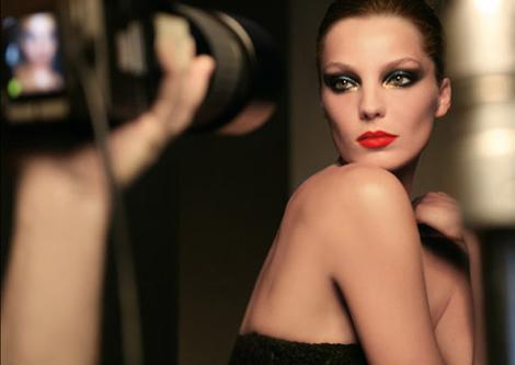 lancome indigo 01 Nový make up Lancôme    Declaring Indigo. Lahôdka jesene
