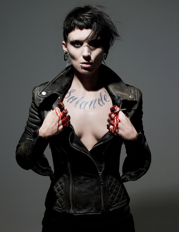 tumblr lwka4jeYE71qgngcgo1 1280 Lisbeth Salander: Nový typ módneho idolu?