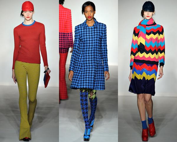 h1 London Fashion Week: Jeseň/zima 2012 s kožou, kožušinkami, klasikou ale i šialenými potlačami