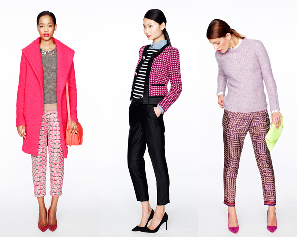 tb 2 New York Fashion Week: Jeseň/zima 2012 v znamení kože, geometrických potlačí a odvážnych materiálov
