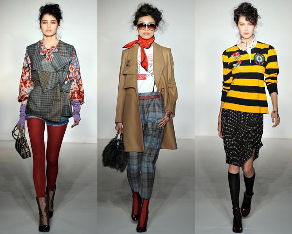 v1 London Fashion Week: Jeseň/zima 2012 s kožou, kožušinkami, klasikou ale i šialenými potlačami