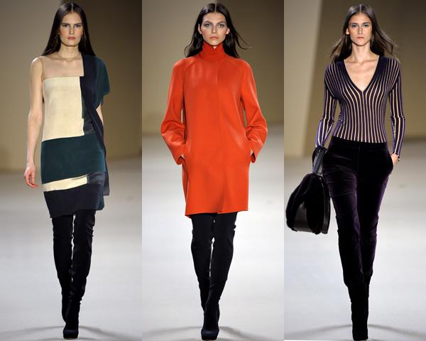a1 Paris Fashion Week: Romantická prechádzka v zimnej záhrade na sezónu jeseň/zimu 2012