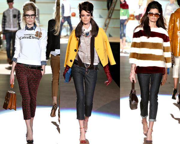 d2 Milan Fashion Week: Sezóna jeseň/zima 2012 v znamení vlády talianskeho štýlu