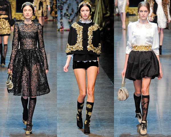 dg1 Milan Fashion Week: Sezóna jeseň/zima 2012 v znamení vlády talianskeho štýlu