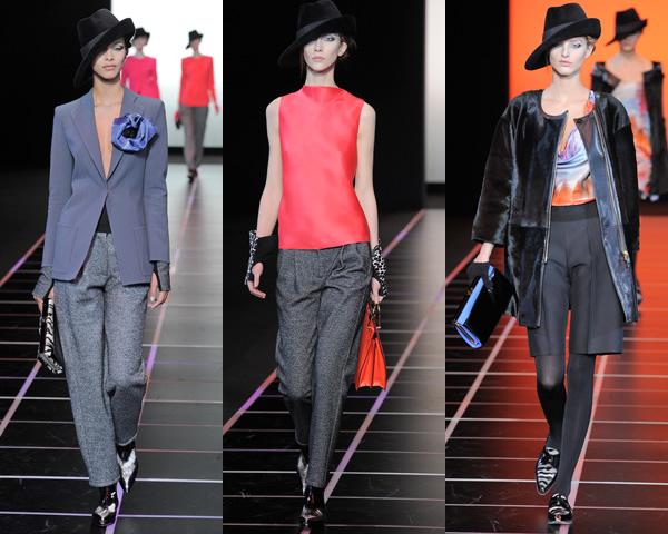 g1 Milan Fashion Week: Sezóna jeseň/zima 2012 v znamení vlády talianskeho štýlu