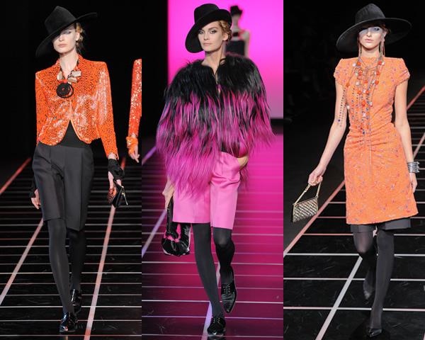 g3 Milan Fashion Week: Sezóna jeseň/zima 2012 v znamení vlády talianskeho štýlu