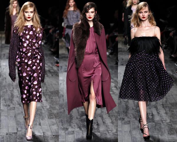 n2 Paris Fashion Week: Romantická prechádzka v zimnej záhrade na sezónu jeseň/zimu 2012