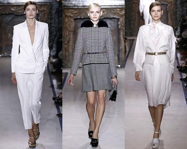 y2 Paris Fashion Week: Romantická prechádzka v zimnej záhrade na sezónu jeseň/zimu 2012