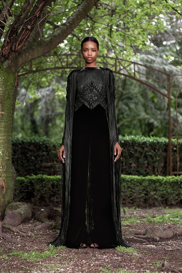 Givenchy a živočíšna haute couture na jeseň 2012