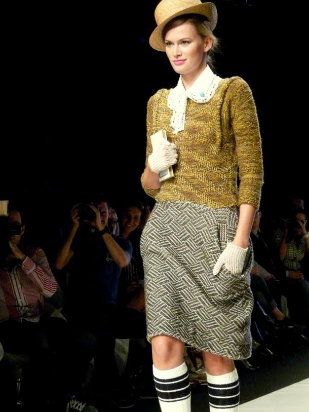 P1270811 610x813 Prague Fashion Weekend 2012: Móda v Prahe žiari, ako nikdy predtým
