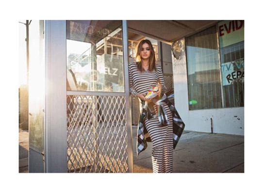 miranda kerr 13 Miranda Kerr pre októbrový Russh Magazine