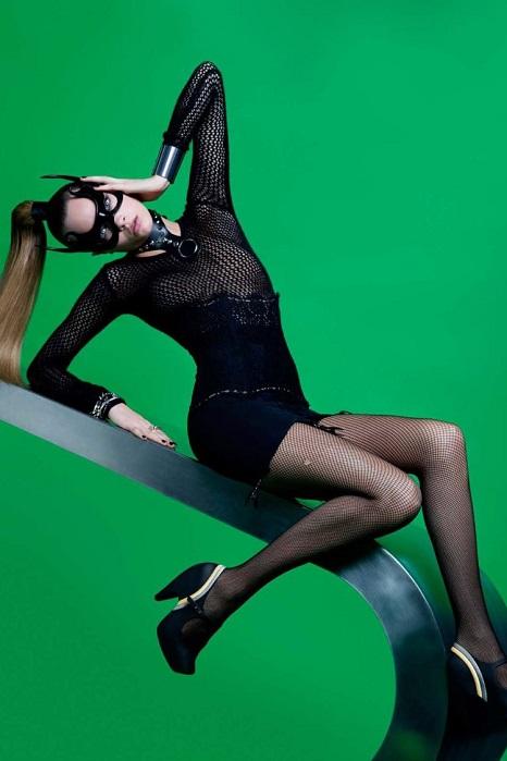 Cara Delevingne Melissa Shoes Karl Lagerfeld Campaign 04 Cara a Karl, nerozlučná dvojica