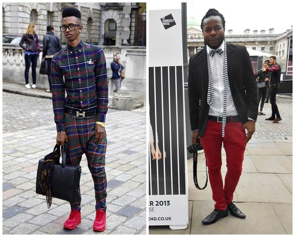 boys Exkluzívne: London Fashion Week