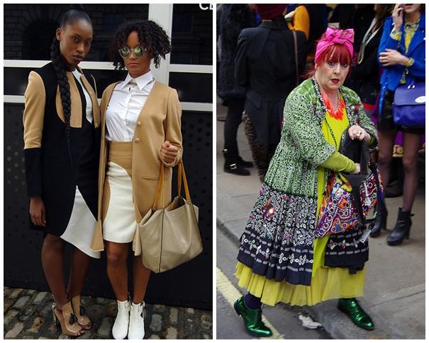 fashionistas Exkluzívne: London Fashion Week