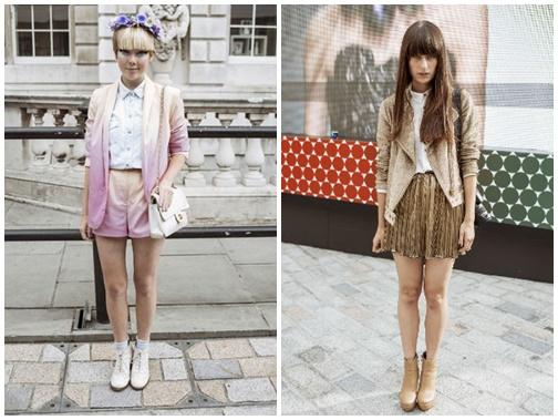 laura Exkluzívne: London Fashion Week