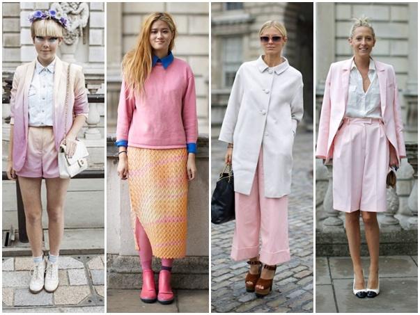 pink Exkluzívne: London Fashion Week