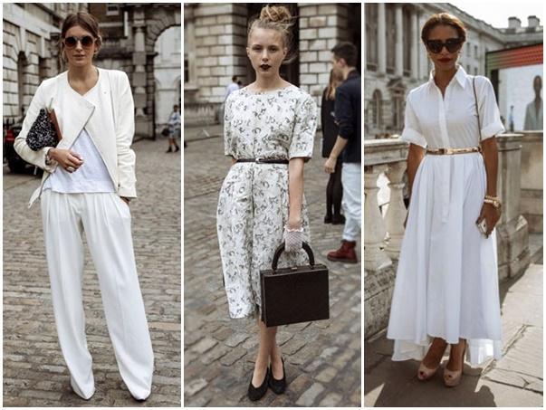 white power Exkluzívne: London Fashion Week