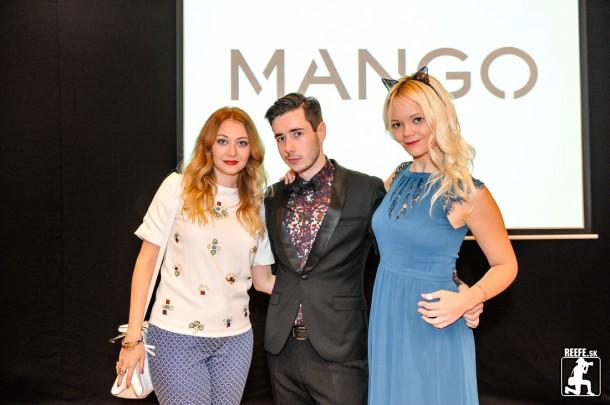 REE 2539 610x405 Exkluzívne: MANGO fashion show