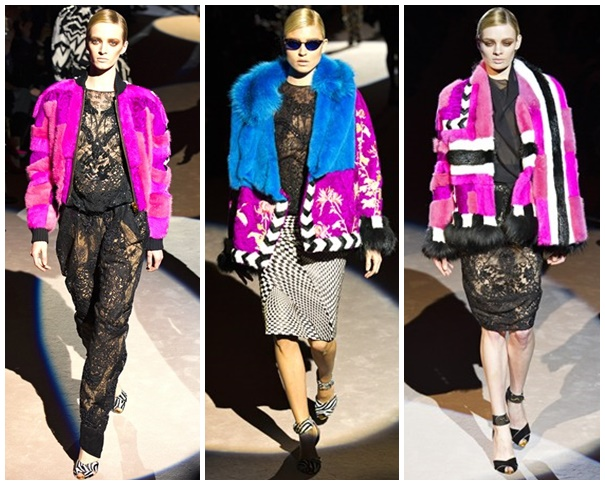 TFF Štýlová zima 2013: Kabát bez rukávov