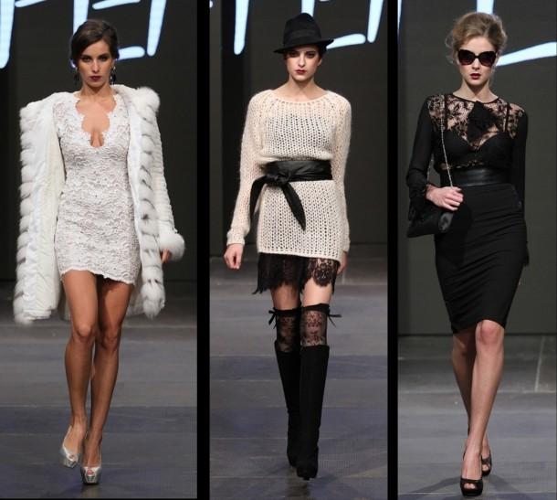 femme 610x547 Fashion LIVE! Black stage, deň druhý