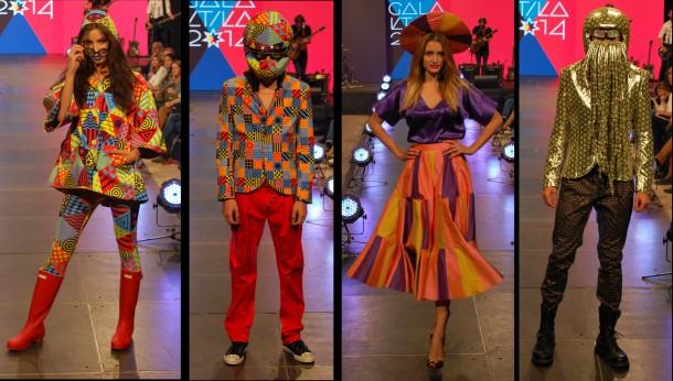 lenka 610x346 Fashion LIVE! Black stage, deň druhý