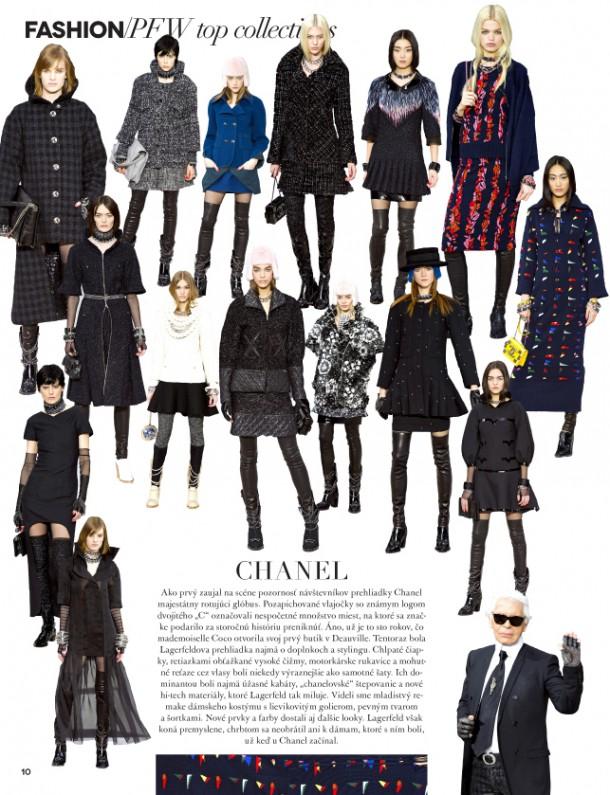 pre stajl 1 610x795 Časopis mesiaca : TOP Fashion