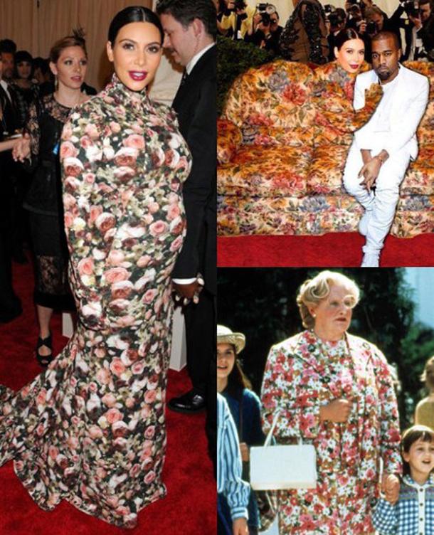 KimK 2767372a Najhoršie šaty na Met Ball