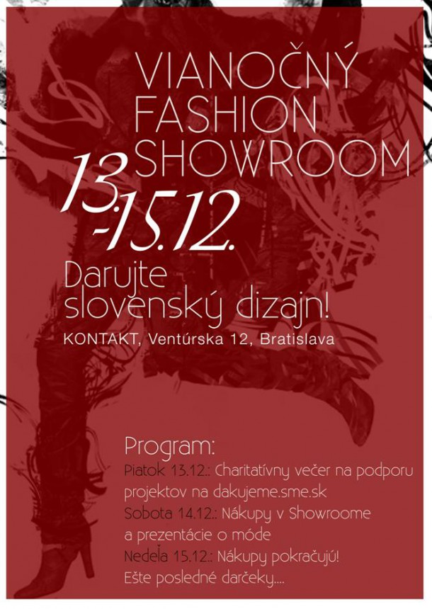 image004 610x860 Chceme nosiť slovenské: Vianočný Fashion Showroom v Kontakte