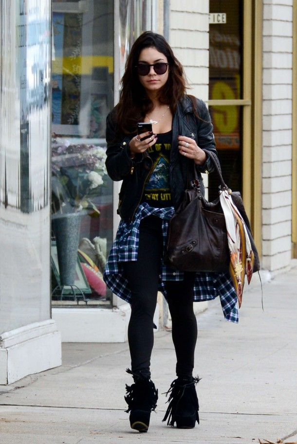 Vanessa Hudgens 5 610x913 Najlepšie a najhoršie outfity týždňa